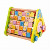 Jucarie activitati Litere si imagini, BigJigs Toys