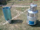 Cazan pt Tuica,din Cupru,Cap. 60 litri+Focar+Serpentina+Vas pt apa.Nou