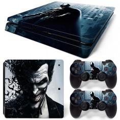 Skin / Sticker BATMAN / JOKER Playstation 4 PS4 PRO / SLIM