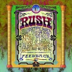Rush Feedback digipack (cd)