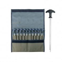 Cuie pentru cort Baracuda Standard, 10 bucati