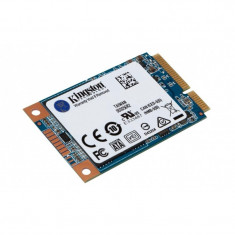 Ssd kingston uv500 480gb msata 6gbps r/w 520/500mb/s