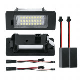 Lampi numar led VW GOLF 6, PASSAT, JETTA, POLO, TOUAREG, TOURAN, SHARAN – BTLL-074