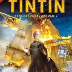 Aventurile lui Tintin - Secretul Licornului (DVD)