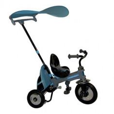 Tricicleta Azzuro blue