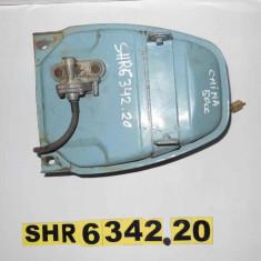 Rezervor benzina cu robinet si indicator benzina China Qingqi 50cc