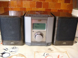 Microsistem jvc ux-1000.Defect cd., 0-40W