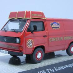 Macheta Volkswagen T3a Circus Roncalli Premium Classixxs 1:43