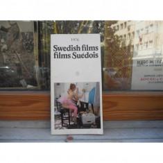 Filme suedeze , Swedish films , 1976