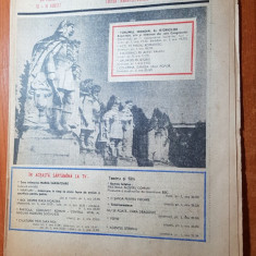 Revista radio-tv saptamana 10-16 august 1980
