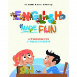 English made fun. A workbook for 1 grade students PlayLearn Toys, Corint