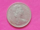 5 PENCE  1978  APR UNC+100 LEI REGE MIHAI, Europa