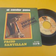 VINIL FACIO SANTILLAN-EL CONDOR PASA DISC STARE FB