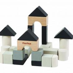 Plan Mini cu cuburi de construit