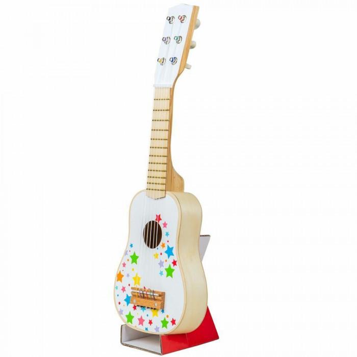 Chitara din lemn PlayLearn Toys