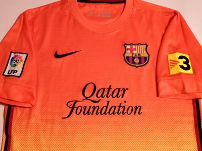 Tricou Nike fotbal - FC BARCELONA (Spania) foto