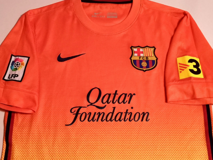 Tricou Nike fotbal - FC BARCELONA (Spania)