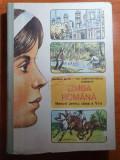 manual  limba romana pentru clasa a 6 -a din anul 1984