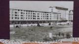 RPR - PLOIESTI - VEDERE DIN PARC - 1967 - CIRCULATA, TIMBRATA., Fotografie