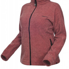 Jacheta polar femei Trespass Minx Rosu XL