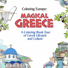 Coloring Europe - Magical Greece
