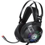 Casti Gaming Marvo HG9015G Black