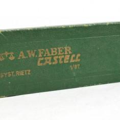 Rigla de calcul A. W. Faber Castell 1/ 87 , denumita si rigla logaritmica