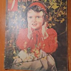 """Revista femeia mai 1980-articolul """" femeile din neamt"""""""