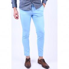 Pantaloni Jack&Jones Marco Jjbowie Airy Blue