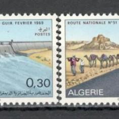 Algeria.1969 Dezvoltarea in Sahara  SX.181