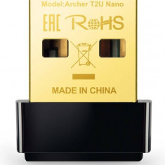 Adaptor USB wireless TP-Link Archer T2U Nano AC600 DualBand