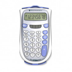 Calculator de birou Texas Instruments TI-1706 SV 8 cifre