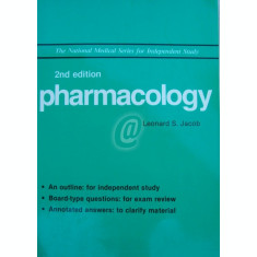 Pharmacology, 2nd edition