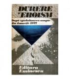 Durere si eroism - Dupa zguduitoarea noapte din 4 martie 1977, Vasile Alecsandri