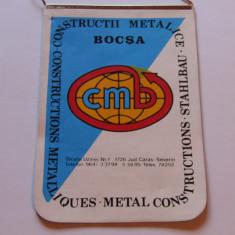 Fanion fotbal - CM BOCSA