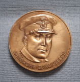 Medalie Aviatie Ghe. Banciulescu  - Aeroportul Ploiesti - 1986