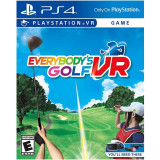 Joc Everybody's Golf VR pentru PlayStation 4