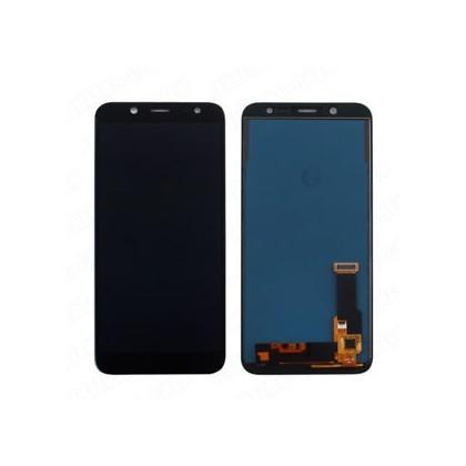 Display cu touchscreen Samsung J810 Galaxy J8 2018 Negru Original