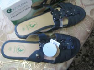 Sandale Footflex ,piele,marimea 39