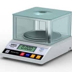 Cantar electronic de mare precizie pentru laborator - AM 600g x 0.01g