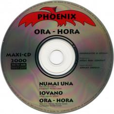 CD - Phoenix – Ora-Hora, original, fara coperta