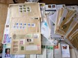 Lot plicuri circulate, noi si vechi, diverse tari 160 bucati, Istorie, Europa