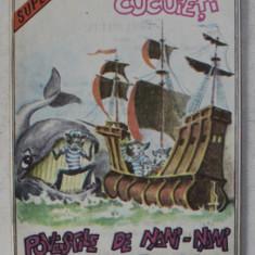 POVESTI DE NANI - NANI ALE FIILOR MEI , desene de L. VAJA