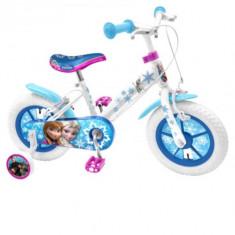 Bicicleta Frozen , 14 inch, Stamp