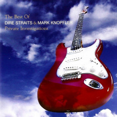 Dire Straits Mark Knopfler Private Investigation Very Best Of (2cd)