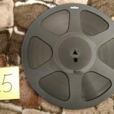 25.Banda Magnetofon REVOX rola policarb.26cm-Black (Akai,Teac,Tascam,Agfa,BASF)