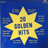 Vinil   Various – 20 Golden Hits    (VG)