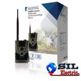 Camera Wildlife cu functie GPRS/MMS Konig