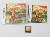 Joc consola Nintendo DS  - SimAnimals Africa  - complet