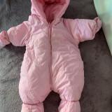 Fas bebe, 1-3 luni, Roz